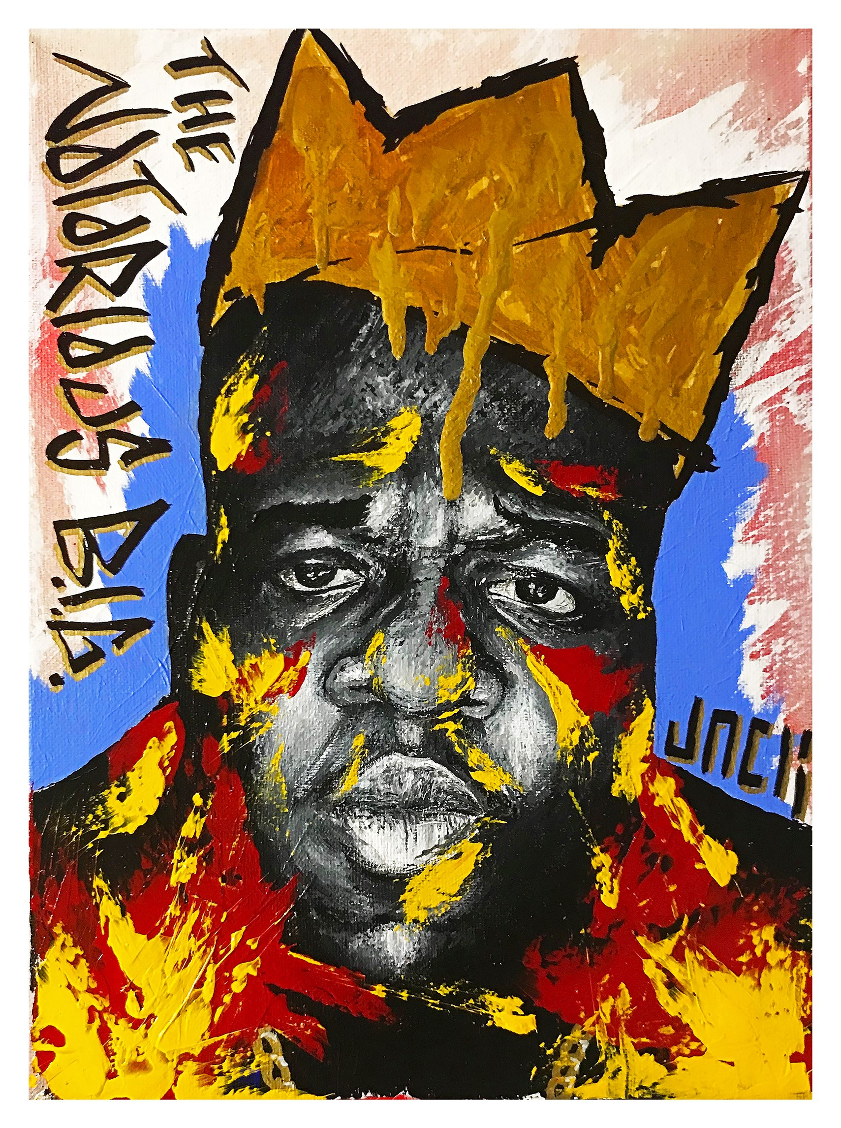 SOLD – The Notorious B.I.G.