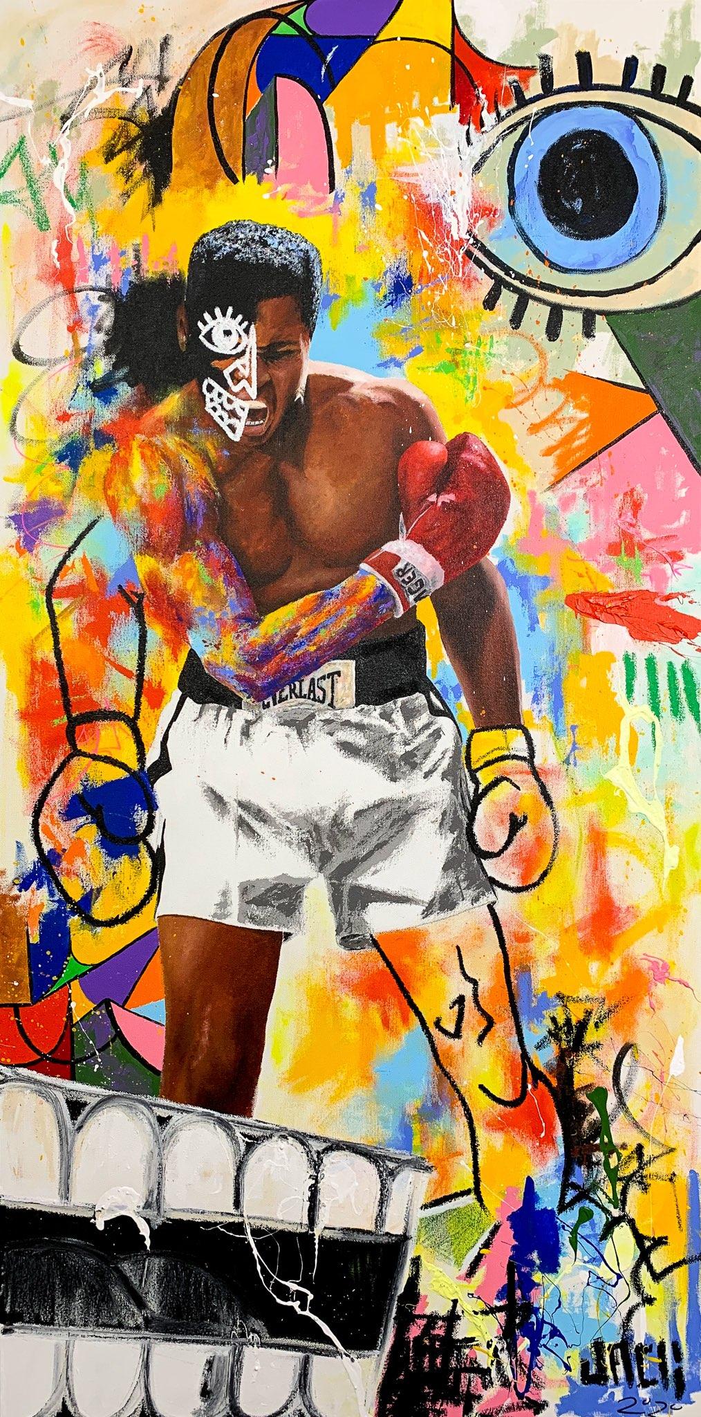 Human Figure - Muhammad Ali Model